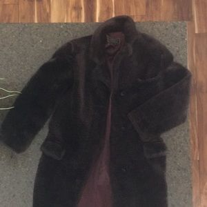 Women's Express faux fur jackets